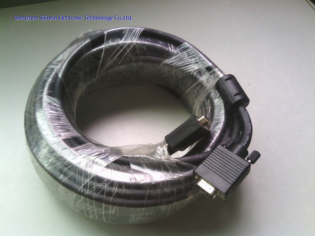 1-100ft VGA male to male Monitor cable