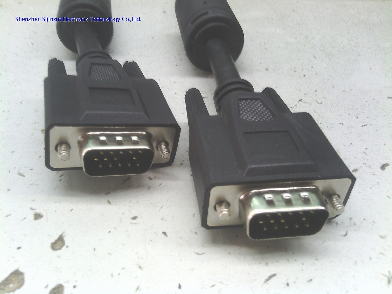 VGA male to male/female Monitor cable
