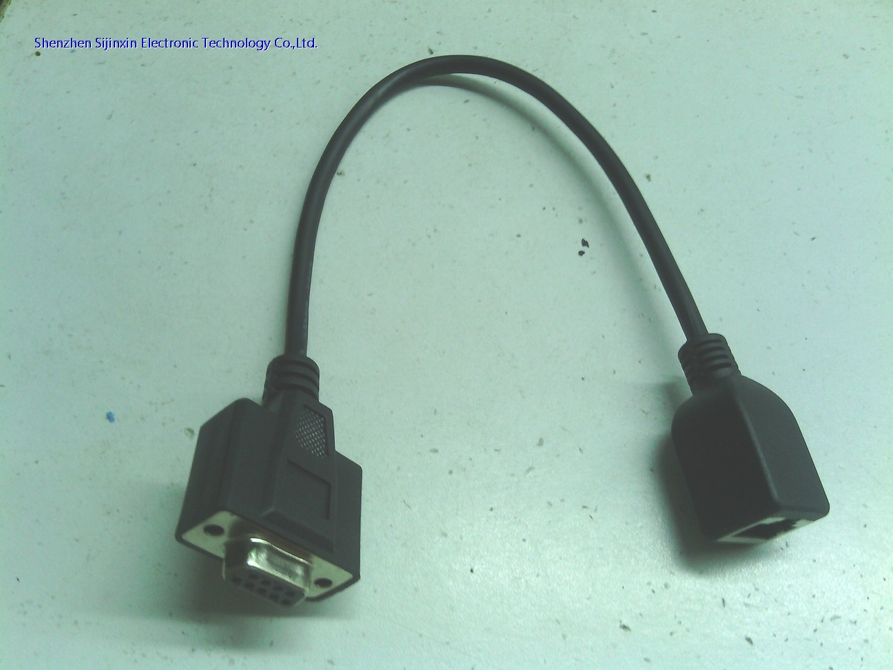 DB9 to RJ45 serial cable