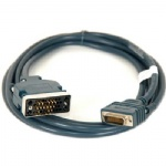 CAB-V35MT Cisco Compatible LFH60 Male to V35 Male DTE Cable 10 ft 72-0791-01
