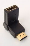 Swivel/Rotating HDMI male to female adapter